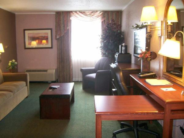 Executive 2 Queen Living Room
